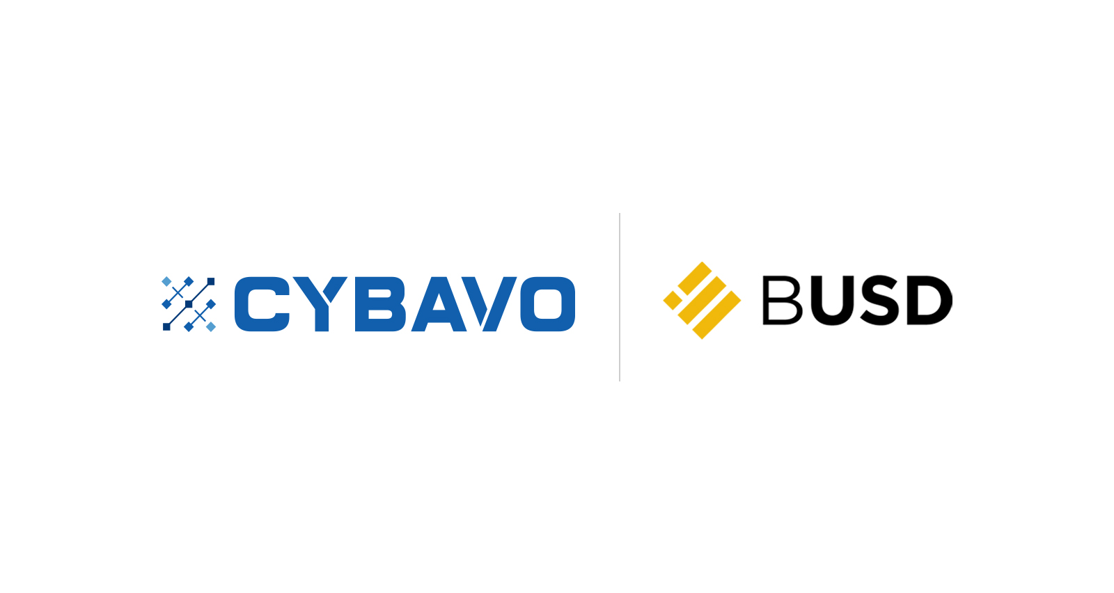 CYBAVO VAULT already supports BUSD stablecoin