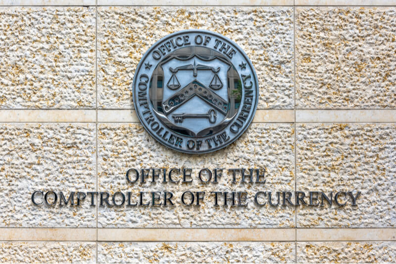 OCC Gives U.S. Banks All-Clear to Use Blockchain and Crypto